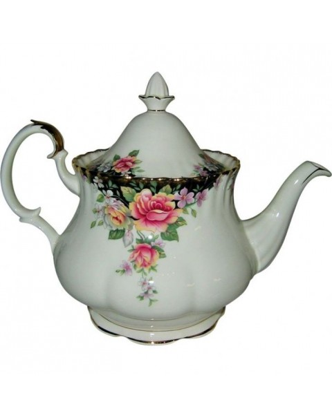 (OUT OF STOCK) ROYAL ALBERT CONCERTO TEAPOT